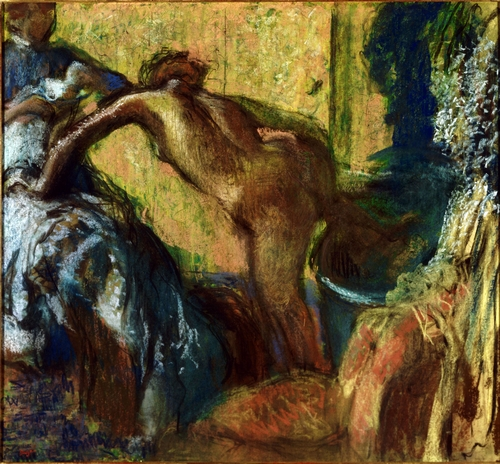 Degas - After the Bath [2]